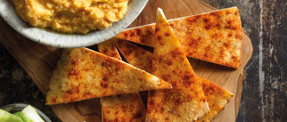Hummus de potiron