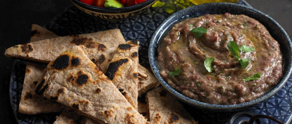 Red Bean Hummus
