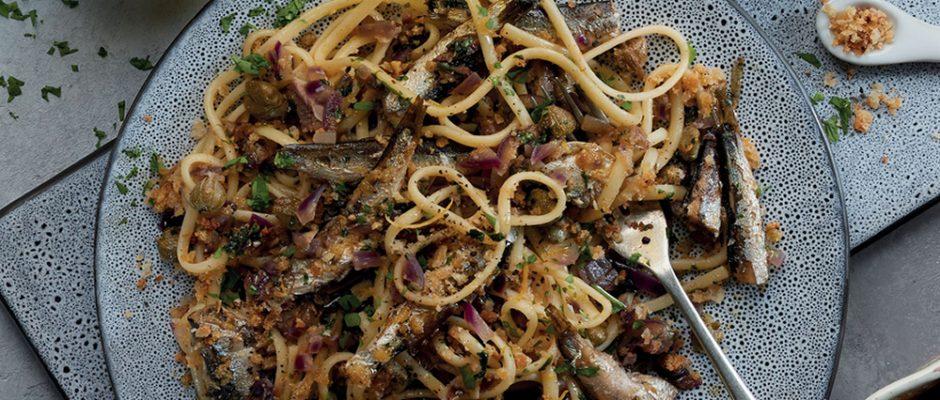 Sicilian Pasta with Sardines